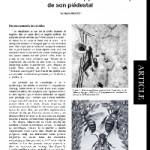 La nouvelle classification des abeilles (Hymenoptera, Apoidea, Apiformes) ou la chute de l'abeille mellifère (Apis mellifera L.) de son piédestal