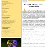 Edito OSMIA n°5